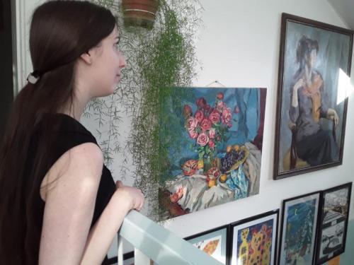 Открытие выставки 27 мая